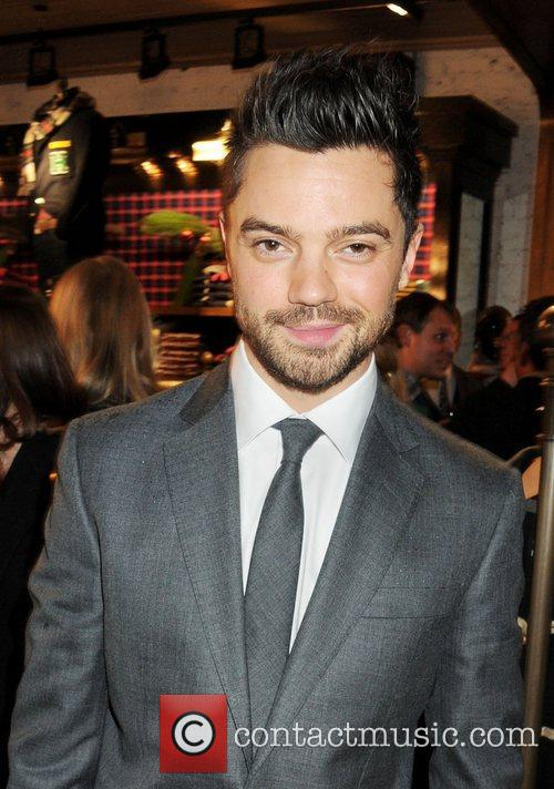 dominic cooper vip opening of tommy hilfiger 3637103