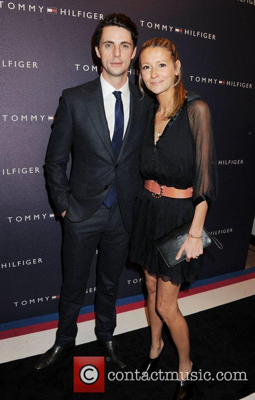 Matthew Goode and Sophie Dymoke 2
