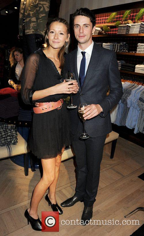 Matthew Goode and Sophie Dymoke 1
