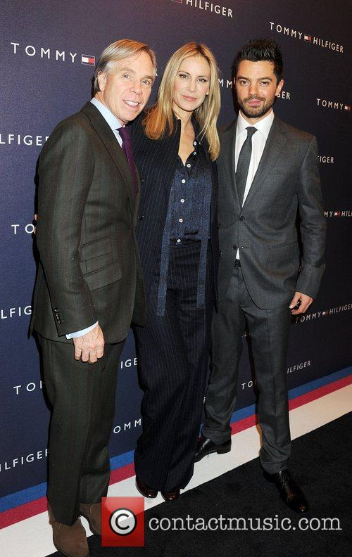 Tommy Hilfiger and Dominic Cooper 3