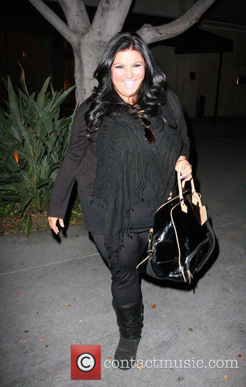 Toni Monroe  arriving at the Sheraton Universal...