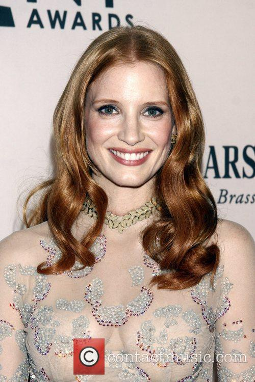 Jessica Chastain and Beacon Theatre 2