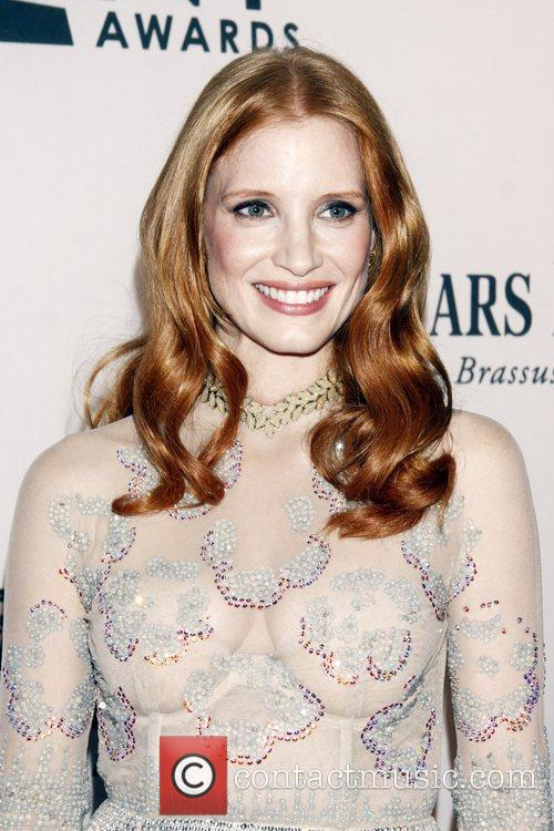 Jessica Chastain and Beacon Theatre 3