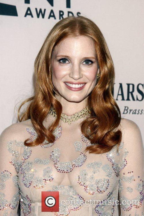 Jessica Chastain and Beacon Theatre 5