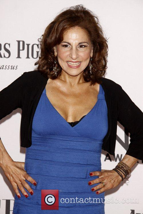 Kathy Najimy and Beacon Theatre 1