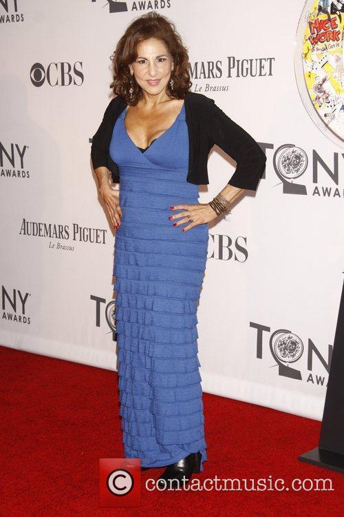 Kathy Najimy and Beacon Theatre 3