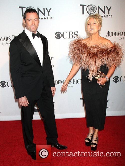 Hugh Jackman, Deborra-lee Furness and Beacon Theatre 1