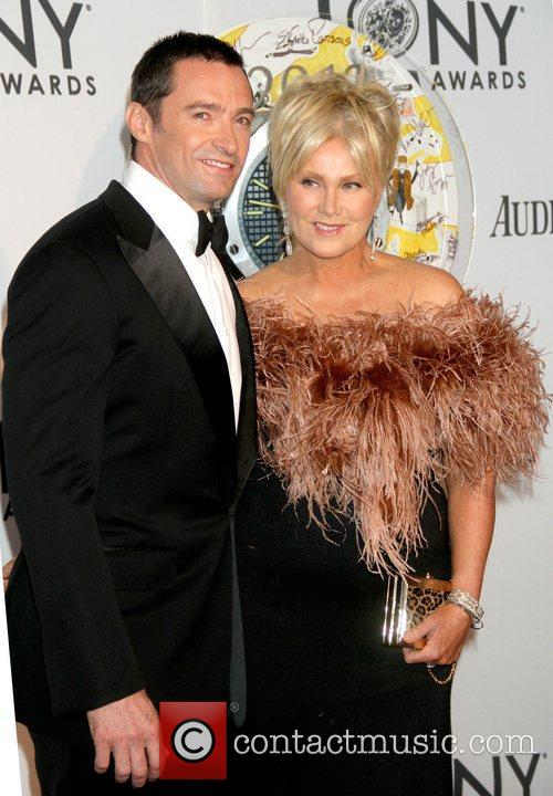 Hugh Jackman, Deborra-lee Furness and Beacon Theatre 10
