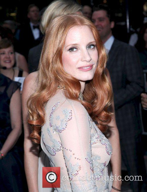 Jessica Chastain and Beacon Theatre 10