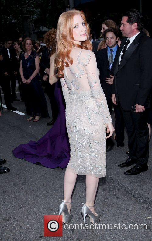 Jessica Chastain and Beacon Theatre 19