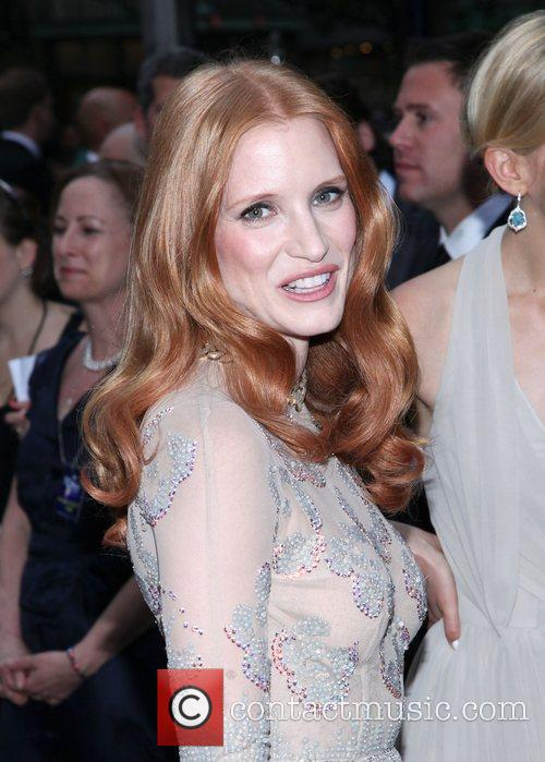 Jessica Chastain and Beacon Theatre 21