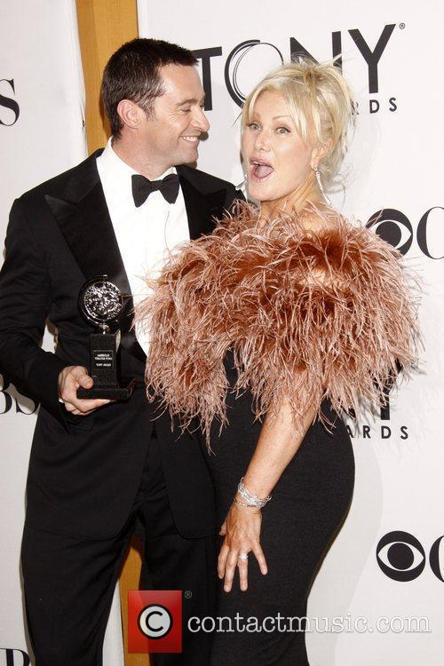 Hugh Jackman, Deborra-lee Furness and Beacon Theatre 2