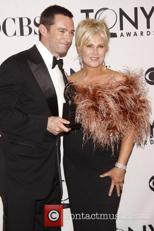 Hugh Jackman, Deborra-lee Furness and Beacon Theatre 4