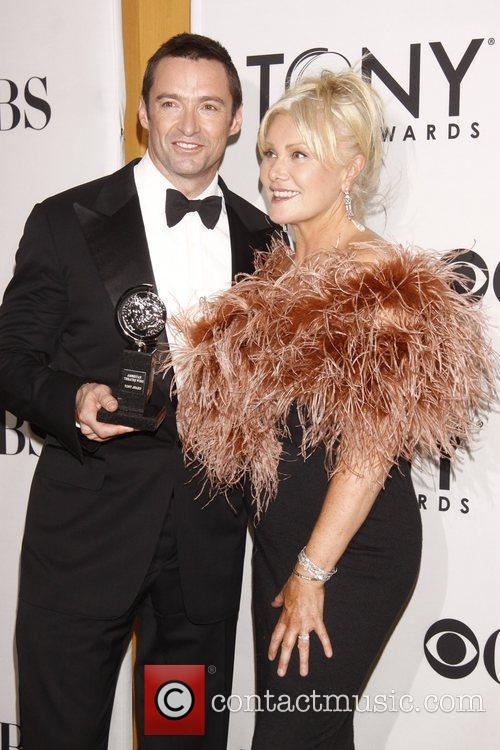 Hugh Jackman, Deborra-lee Furness and Beacon Theatre 5