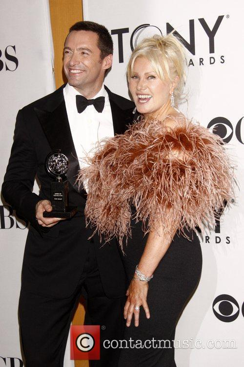 Hugh Jackman, Deborra-lee Furness and Beacon Theatre 7