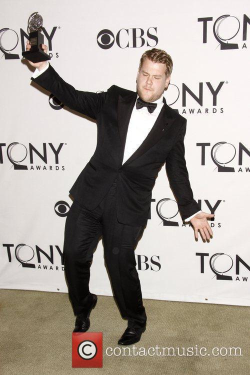 James Corden and Beacon Theatre 3