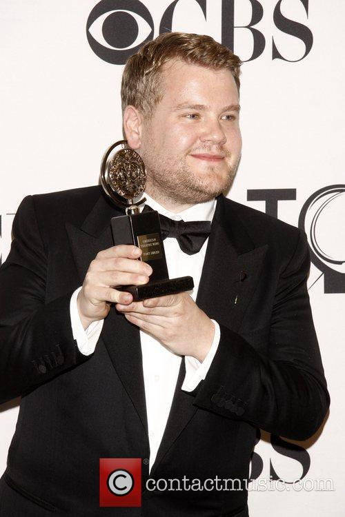 James Corden and Beacon Theatre 7