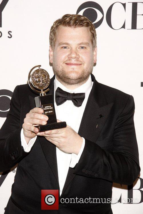 James Corden and Beacon Theatre 1