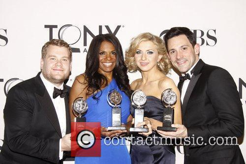 James Corden, Audra Mcdonald, Nina Arianda and Beacon Theatre 11
