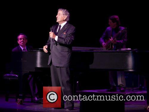 tony bennett performs at the royal concert 5869006