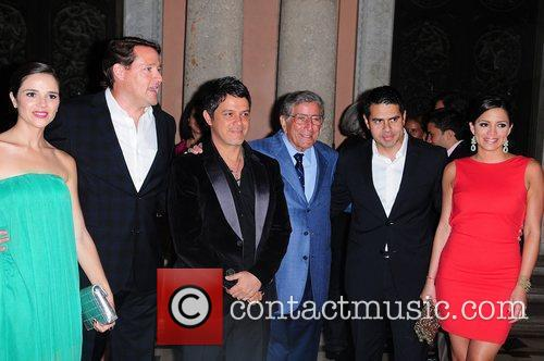 Alejandro Sanz and Tony Bennett 10