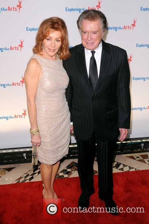 Joy Philbin and Regis Philbin 6th annual Exploring...