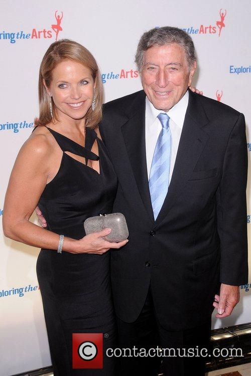 Katie Couric and Tony Bennett 1