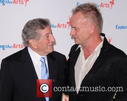 Sting and Tony Bennett 2