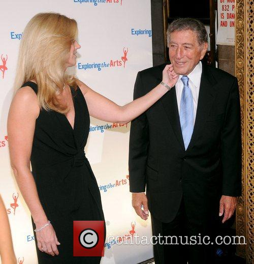 Tony Bennett and Susan Benedetto 6th annual Exploring...