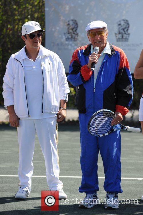 Tony Bennett and Alejandro Sanz 7