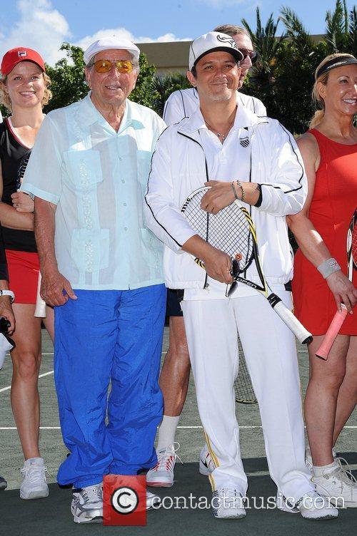 Tony Bennett and Alejandro Sanz 11
