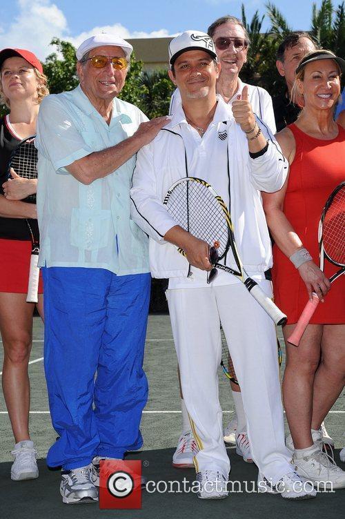 Tony Bennett and Alejandro Sanz 12
