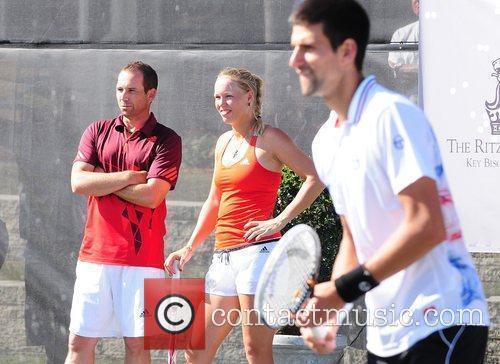Sergio Garcia, Caroline Wozniacki and Novac Djokovic...