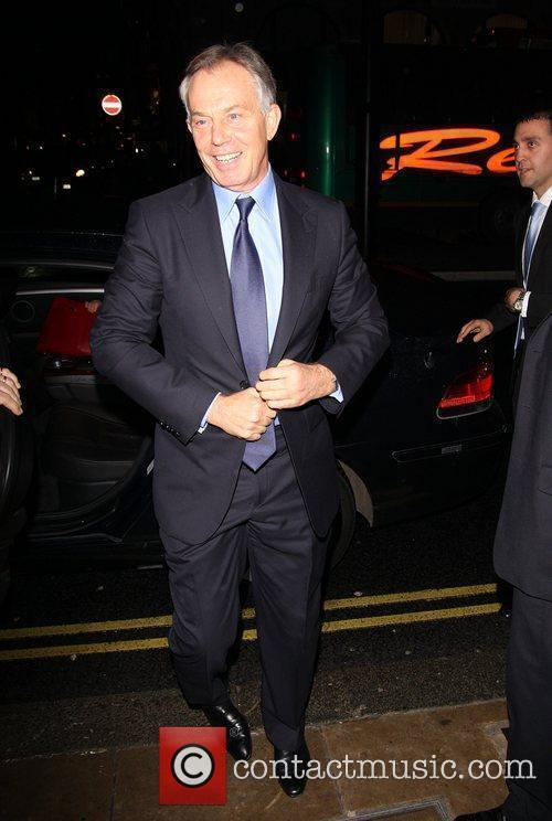 Tony Blair and British Academy Of Film And Television Arts 5