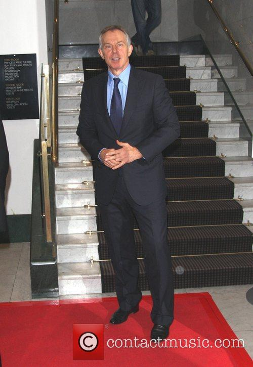 Tony Blair and British Academy Of Film And Television Arts 1