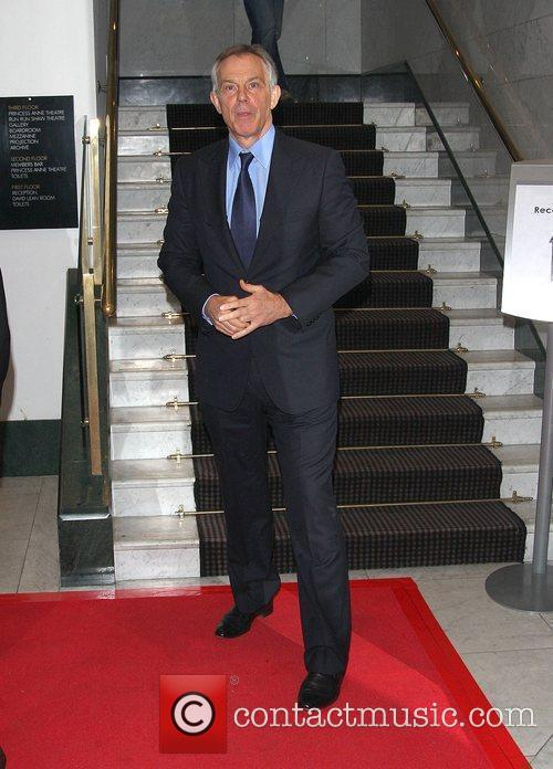 Tony Blair and British Academy Of Film And Television Arts 3