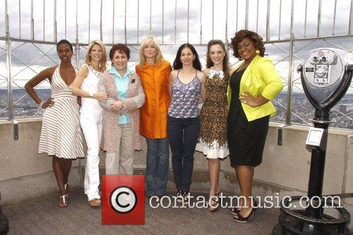 Condola Rashad, Kelli O'Hara, Judy Kaye, Judith Light,...