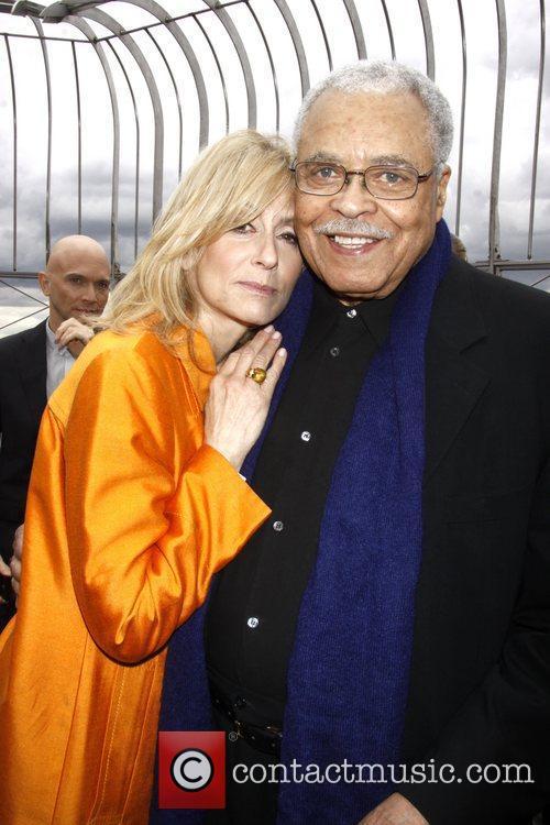 Judith Light and James Earl Jones  2012...