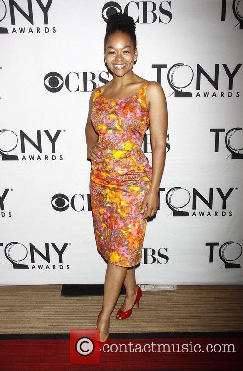 Crystal A. Dickinson The 2012 Tony Eve Cocktail...