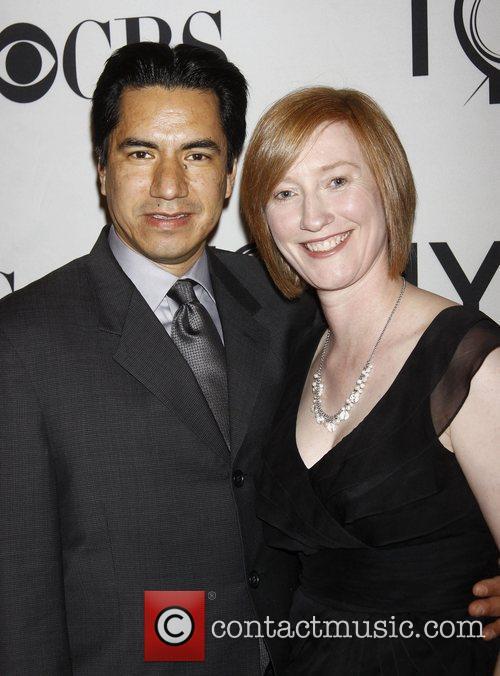Felix Cisneros III and Heather Hitchens The 2012...