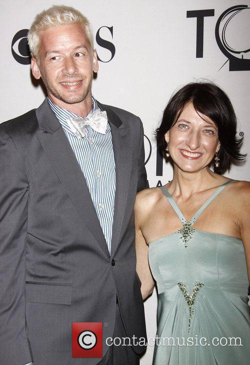 Paul Jepson and Donyale Werle The 2012 Tony...