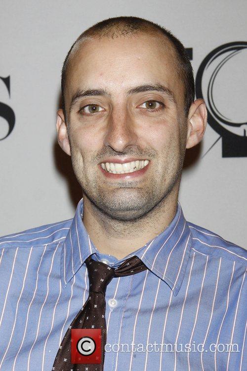 Tom Edden  The 2012 Tony Eve Cocktail...