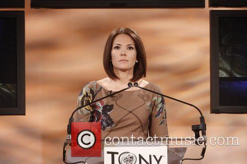 Erica Hill The 2012 Tony Award Nomination Announcements...