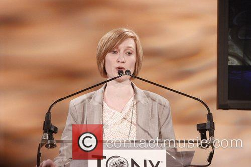 Heather Hitchens The 2012 Tony Award Nomination Announcements...