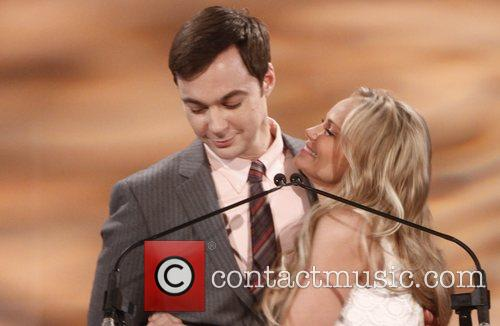 Jim Parsons, Kristin Chenoweth and Tony Awards 1
