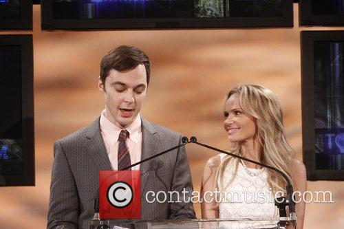 Jim Parsons, Kristin Chenoweth, Tony Awards
