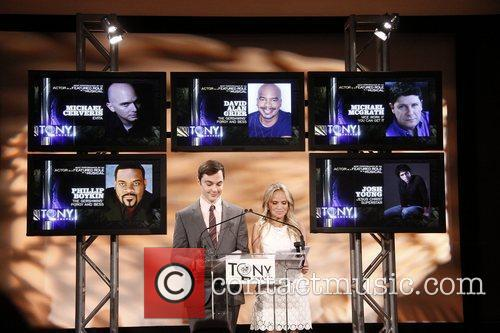 Jim Parsons, Kristin Chenoweth and Tony Awards 5