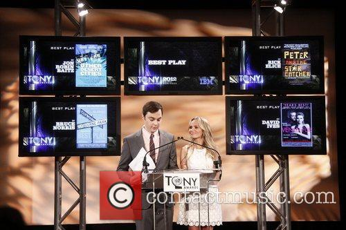 Jim Parsons, Kristin Chenoweth and Tony Awards 10