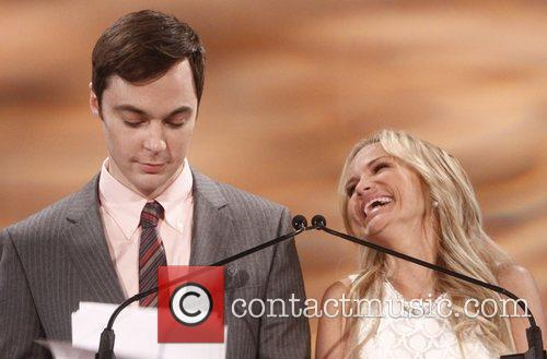Jim Parsons, Kristin Chenoweth and Tony Awards 13