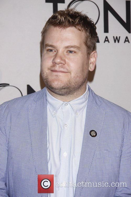 James Corden and Times Square 2